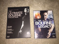The Bourne legacy box set and single dvd