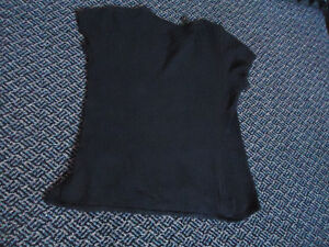 Ladies Size M/M Short Sleeve Black T-Shirt by Candy Couture Kingston Kingston Area image 2
