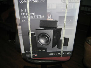 kamrom audio home system theater