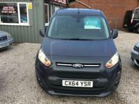 FORD TRANSIT CONNECT 1.6 200 LIMITED P/V FINANCE PARTX WELCOME