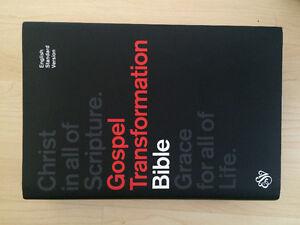 The Gospel Transformation Bible