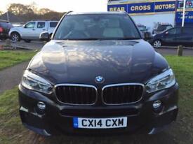 2014 BMW X5 3.0TD 4X4 M SPORT BLACK