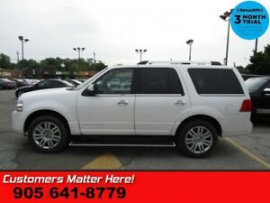 2013 Lincoln Navigator Base  4X4 8-PASS NAV ROOF (NEW TIRES) COO