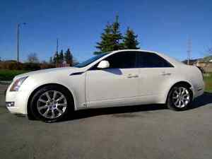 2008 Cadillac CTS 4 AWD Direct Inject 3.6L