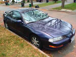 1992 HONDA PRELUDE Si, Navy Blue 2 Door or Trade for iPhone 6