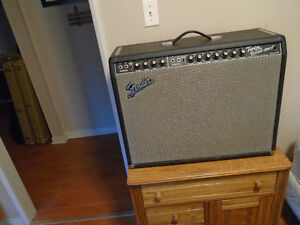 Fender 65 Twin Reverb reissue
