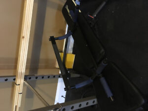 Pull-up bar for door frame