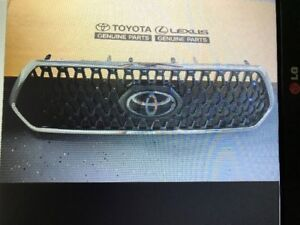 Toyota Tacoma 2018 OEM Grill