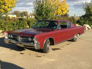 1967 New Yorker 440: $8500 negotiable