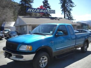 """1997 Ford F-150 Series ONLY 110 kms,....""""SOLD"""""""