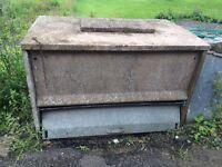 Coal Bunker Stone