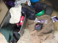 Horse Care and Riding Equipment