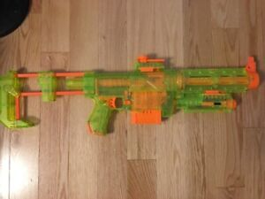 Nerf Lot (Rayven, Special edition recons, parts, and more)