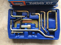 Draper 13 piece Engine timing kit