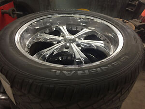 Mags and Rims 305 45 22