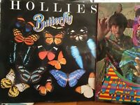 2x The Hollies lps