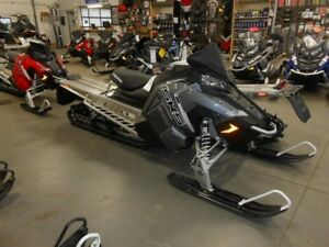 2018 Polaris SKS 800 H.O. Cleanfire 155 Electric 2.4 Series 5.1