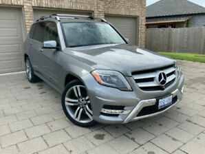 2014 Mercedes-Benz GLK250 BlueTec under warranty