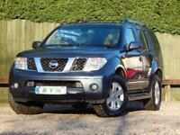 Nissan Pathfinder dci Auto