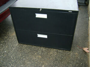 2-DRAWER LATERAL FILING CABINETS