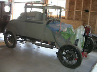 1928 Model A (early AR) Sports Coupe w/ Rumble Seat NEW PRICE