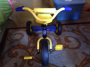 Tricycle- like new