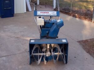 WANTED GAS POWERED YARD EQUIPMENT