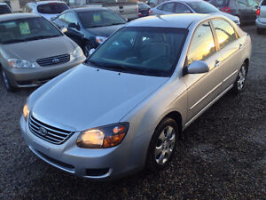 2009 KIA SPECTRA EX DRIVES PERFECT LOW KM NO ACCIDENT