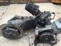 Gilera runner 172 complete engine