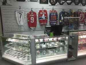 Large Selection Of Signed Memorabilia @ Cards 2 Collectibles Strathcona County Edmonton Area image 1