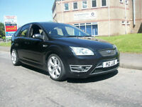 Ford Focus 2.5 ST-3 225 SIV 2006MY ST3 SERVICE HISTORY