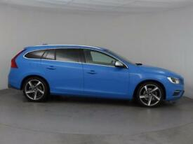 2014 VOLVO V60 D2 [115] R DESIGN Lux 5dr Estate