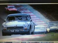 MGB Full FIA Spec Race Car