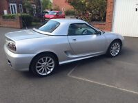MG TF 1.8 135 Sunstorm Low Mileage FSH