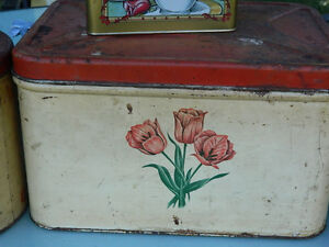Antique Bread Box and Canisters Peterborough Peterborough Area image 7