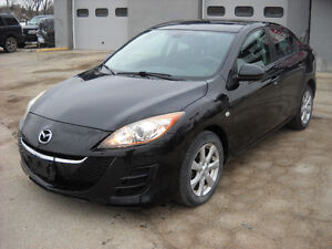 2010 MAZDA MAZDA3 AUTOMATIC 57000 KMS PRIVATE SALE  $ 7595