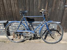 Bike vintage Raleigh
