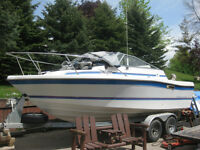 21' Bayliner  Trophy - Great Fishing Boat