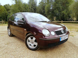 2003 53 Volkswagen Polo Twist 1.4 Petrol Manual Ideal First Car