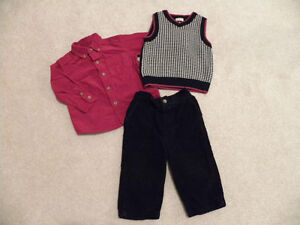 Boys 12 Month Outfit