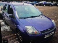 Ford Fiesta Zetec Climate 1.4 080 (purple) 2006