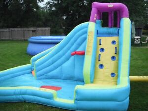 slip n slide pool ,,,,sold to Julie on there way