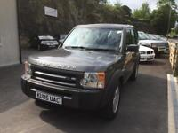 2005 05 LAND ROVER DISCOVERY 2.7 3 TDV6 S 5D 188 BHP DIESEL