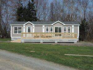 NEW PARK MODEL VACATION HOMES!