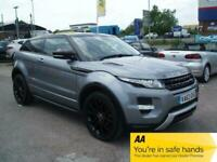 2014 Land Rover Range Rover Evoque SD4 DYNAMIC Auto Coupe Diesel Automatic