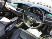 2004 BMW 5 Series 2.5 525i SE 4dr Petrol grey Automatic