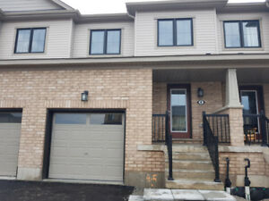 Brand New 3 bedroom townhouse for rent.  Available October 1st