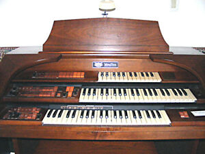 Sale or trade Wurlitzer digital organ