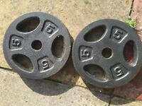 Weight cast iron 10kg