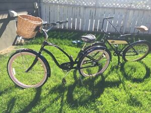 Bow Cycle and Electra Cruiser bikes for Sales $1000 for Pair